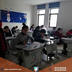 28 Aralık Bursluluk sınavımız gerçekleşm