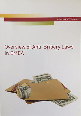 Overview of Anti-Bribery Laws in EMEA 2014