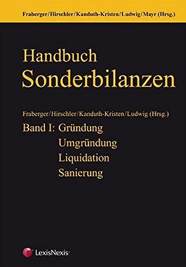 Handbuch Sonderbilanzen