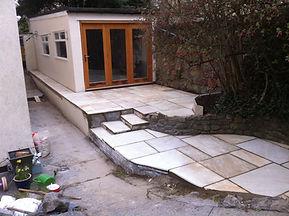 Landscape gardener in Bristol