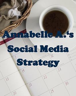 Annabelle A's Social Media Strategy
