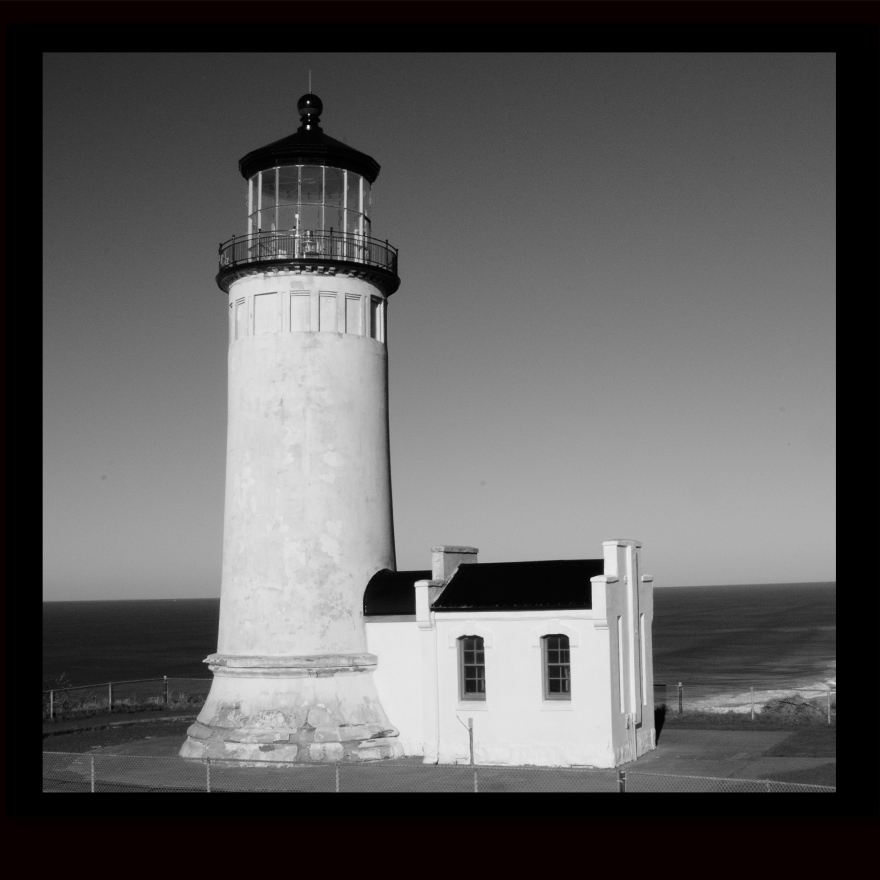 Cape Disappointment B&W.jpg
