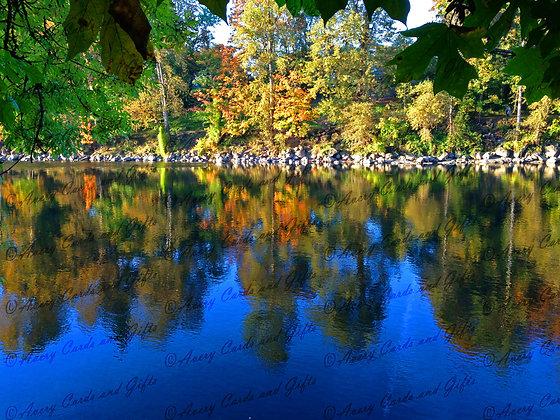 Clackamas River Run