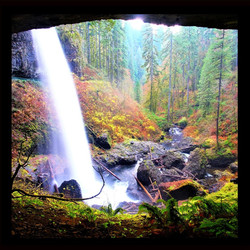 Under Silver Falls (2)