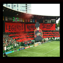 Timbers Legends