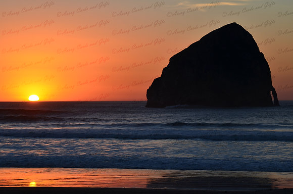 Pacific City Sunset