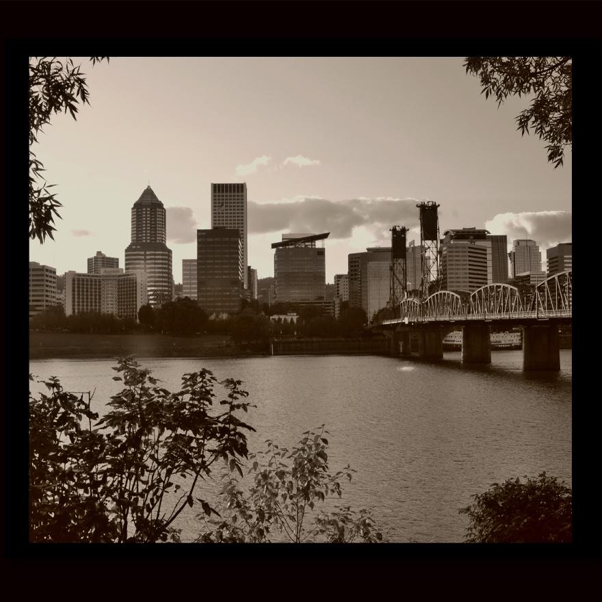 Pdx skyline sepia.jpg