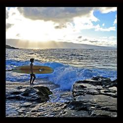Hawaiian Surfer (2)