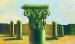 Пятая колонна 100 на 50 см