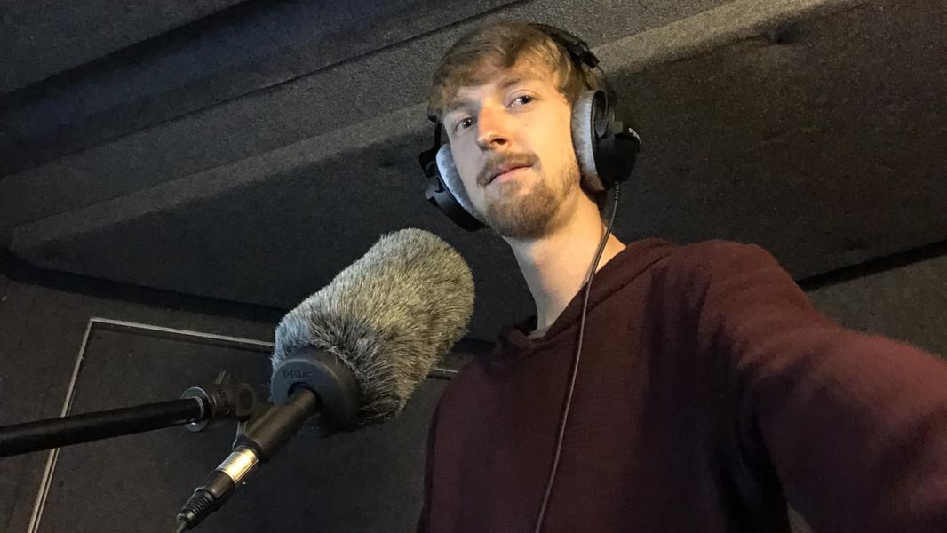 Recording VO