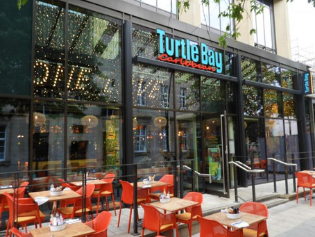 Turtle Bay starts Durham Fit Out and 3 new Signings