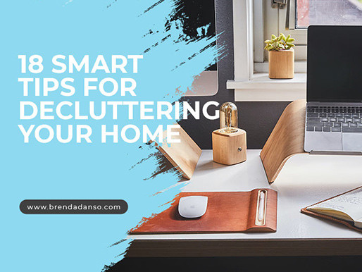 18 Smart Tips for Decluttering Your Home
