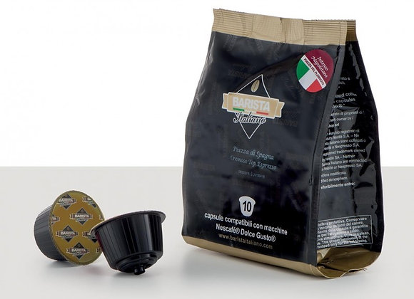 Cremoso Top Espresso