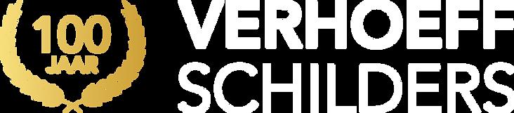 Verhoeff Schilders logo krans 100 jaar.p