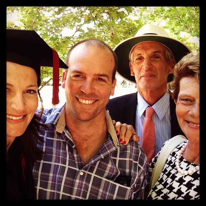 Alice Graduates