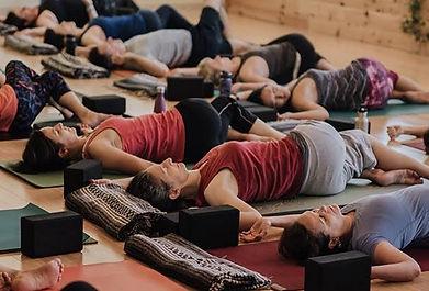 Yin Yoga & Sound Healing