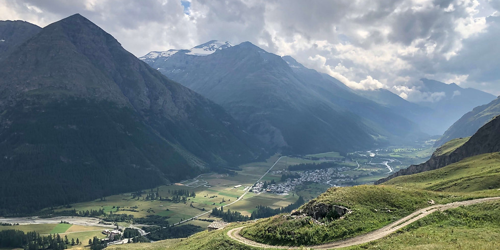 Séjour Yoga & Méditation en Montagne // 24-29 Août 2021