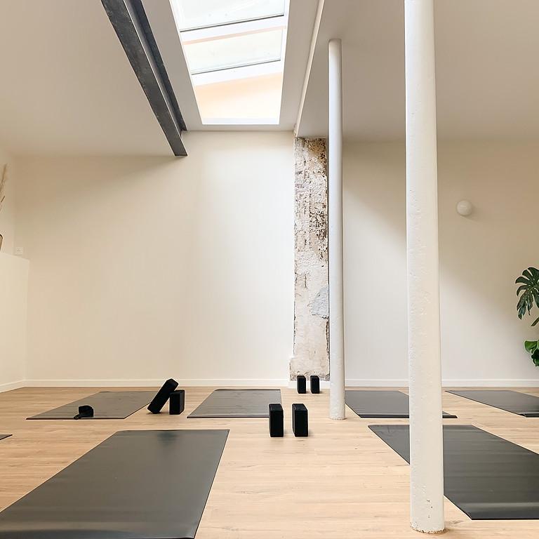Atelier Yoga: Comment se sentir revitalisé ?