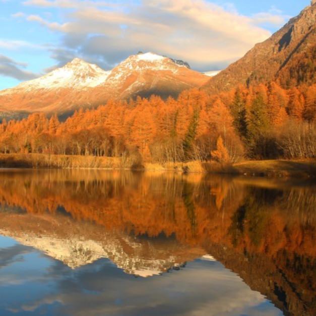 Séjour Yoga & Écriture en Montagne // 28 Octobre - 01 Novembre 2021