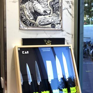 Set de couteaux Japonais en vente à Maisons-Laffitte