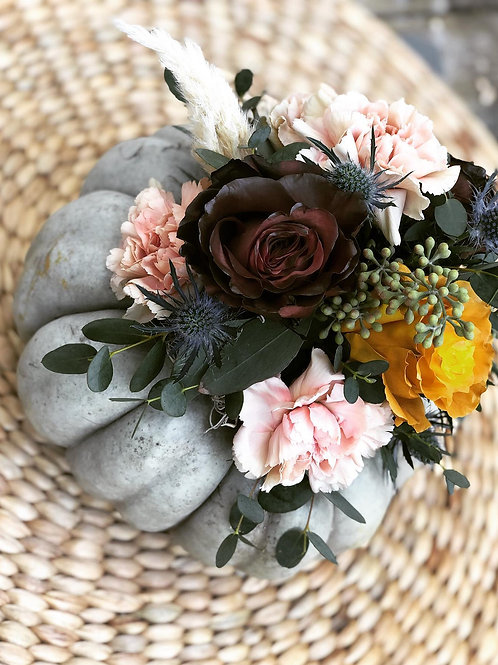 D.I.Y. Floral Topped Centerpiece Kit