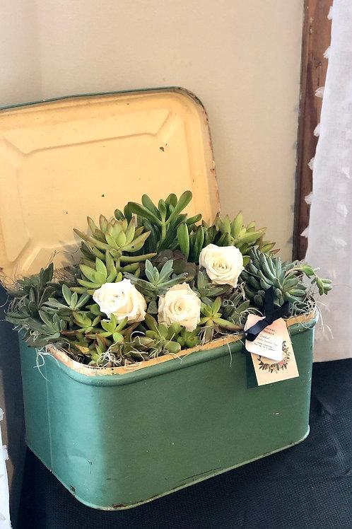 *extra love* planter for Mom