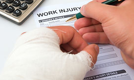 Work injury work cover workers compensat