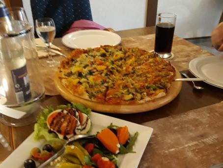 Pizza Wochen in der Hollener Mühle