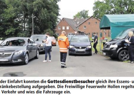 """""""Heiliger Geist"""" wehte in jedem Auto"""