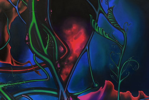 Dendodendria (Detail)