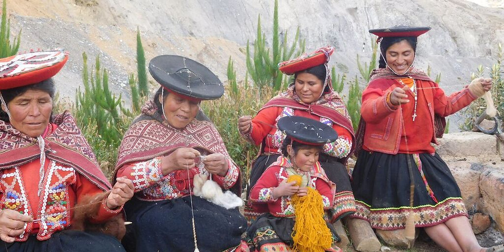 Marilyn Murphy: Textile Traditions of the Peruvian Highlands