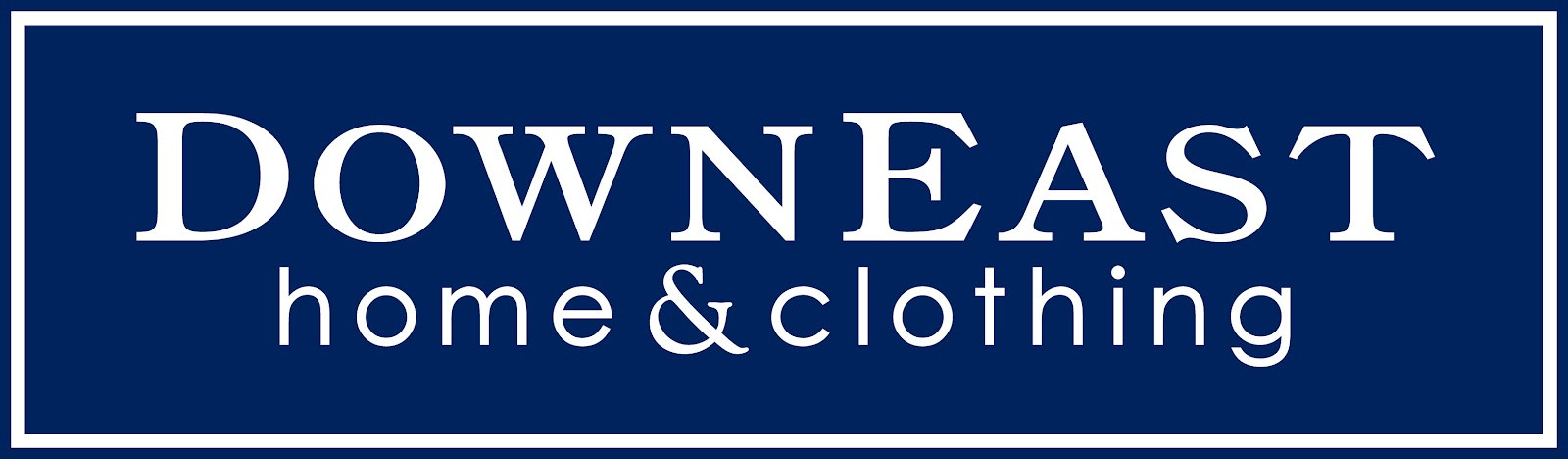 DownEast Home & Clothing - hi res logo.j