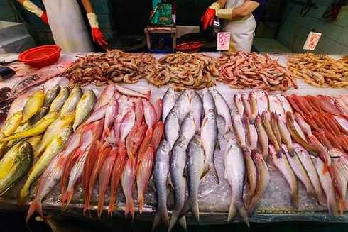 Fisch Stall