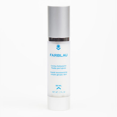 Crema Hidratante Fluida Piel Grasa (50 ml)
