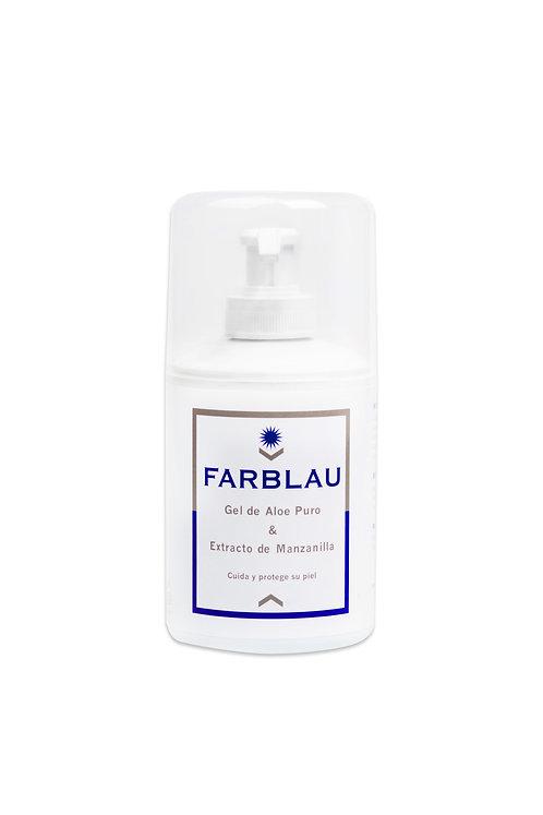 Gel de aloe puro y extracto de manzanilla (500 ml)