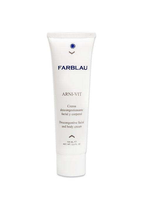 Arni-Vit: Crema descongestiva fac. y corp. (100 ml