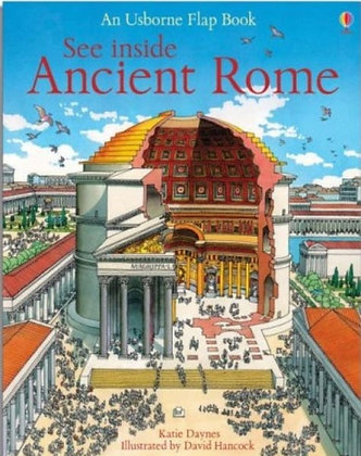 See Inside Ancient Rome by Katie Daynes
