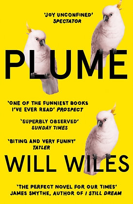 Plume by Will Wiles