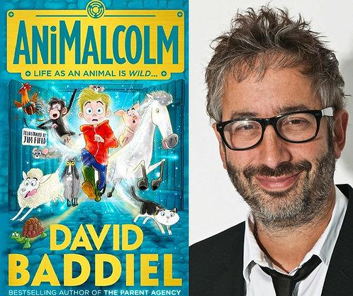 Sun June 11: David Baddiel reads from AniMalcolm. Free. 5.30pm.