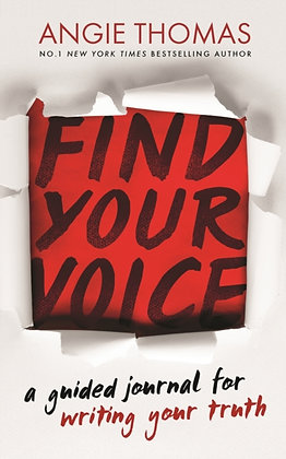 Find Your Voice by Angie Thomas