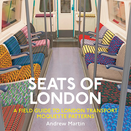 Thur Oct 10th: Seats Of London with Andrew Martin 7pm