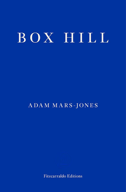 Box Hill by Adam Mars Jones