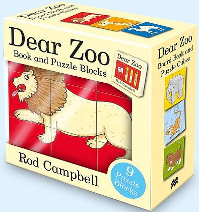 Dear Zoo Puzzle Blocks
