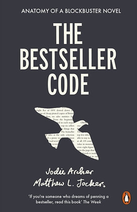 The Bestseller Code by Matthew Jockers (Author) , Jodie Archer
