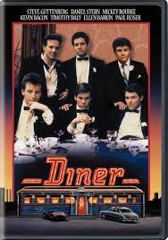 Fri Mar 15: Diner