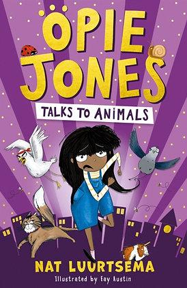 Opie Jones Talks to Animals by Nat Luurtsema