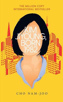 Kim Jiyoung, Born 1982 by Cho Nam-Joo