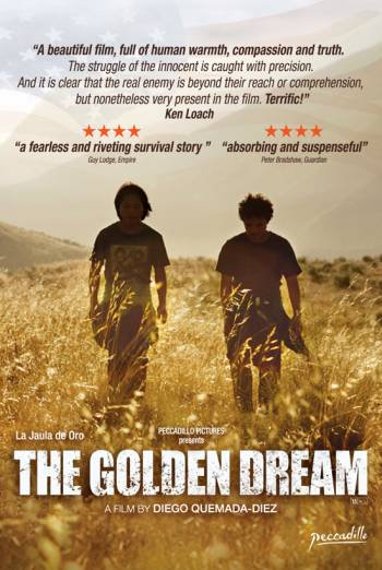 OCT 6: THE GOLDEN DREAM