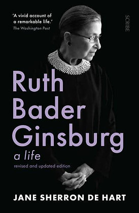 Ruth Bader Ginsburg : a life by Jane Sherron De Hart