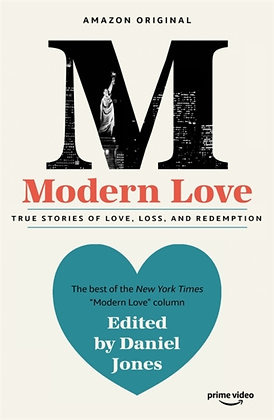 Modern Love edited by Daniel Jones